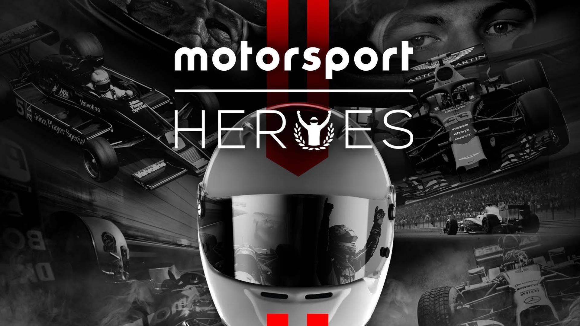 """Heroes: """"cuatro voces, cinco pilotos, un viaje"""""""