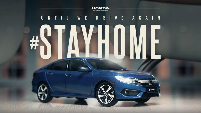 Sencillo e ingenioso: así es este anuncio del Honda Civic Sedán