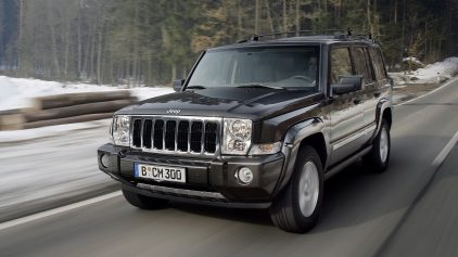 Jeep Commander Limited 1