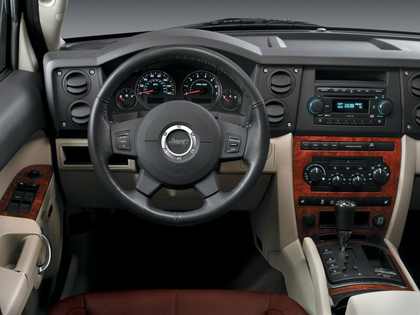 Jeep Commander Limited 2