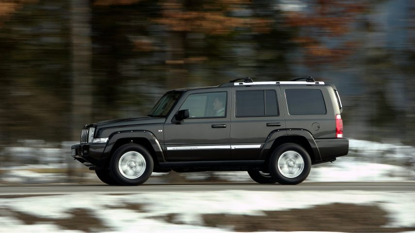 Jeep Commander Limited 3