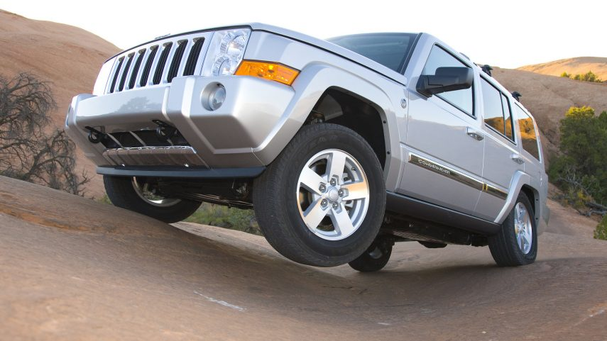 Jeep Commander Limited 4