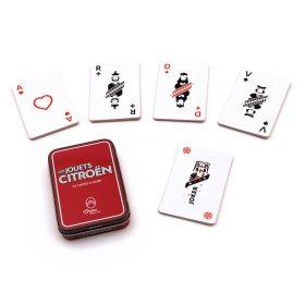 Juego cartas Citroen