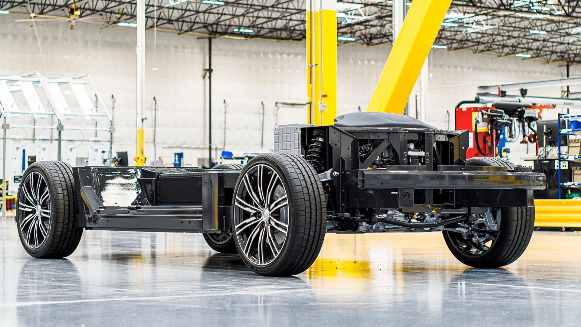 Karma Automotive e flex plataforma