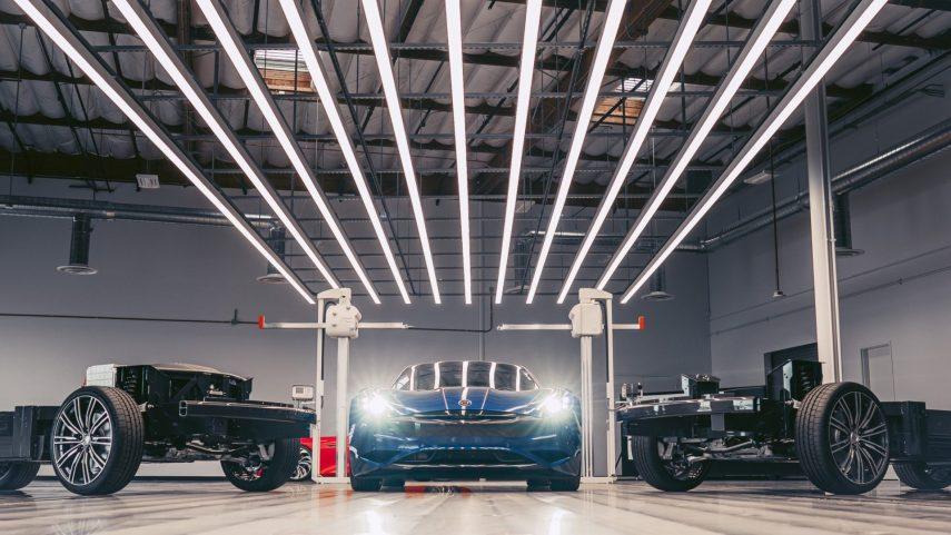 Karma Revero GTE, nueva versión totalmente eléctrica para 2021