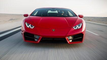 Lamborghini Huracan LP 580 2 morro