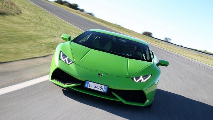 Coche del día: Lamborghini Huracán