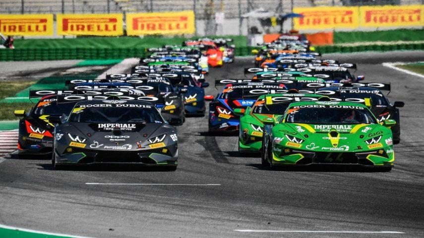 El Lamborghini Super Trofeo estará en el Festival de la Velocidad