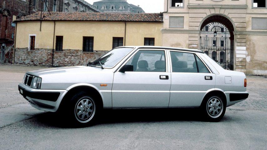 Coche del día: Lancia Prisma 1600 (831)