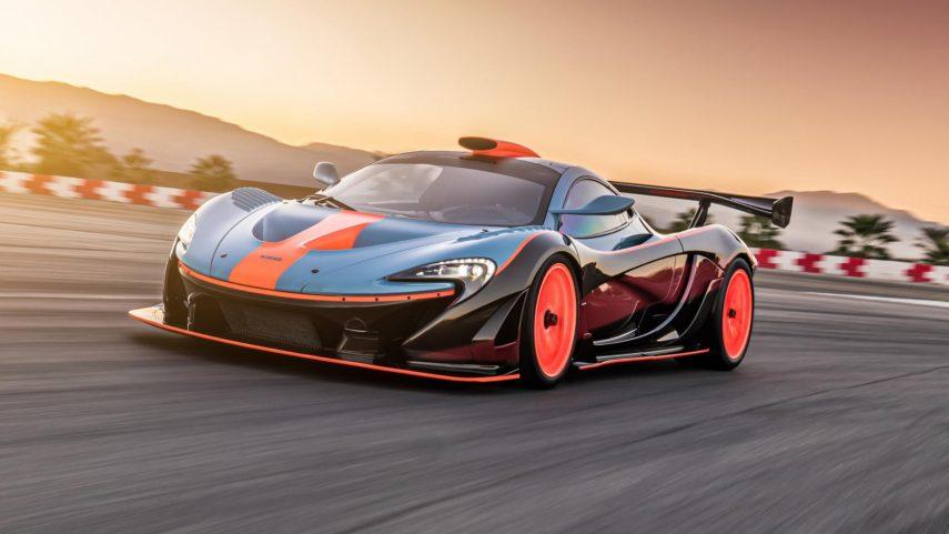 Lanzante McLaren P1 GTR-18, una agraciada vuelta de tuerca a una máquina ya impresionante