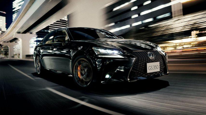 El Lexus GS abandona la línea de montaje en 2020