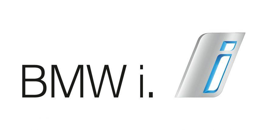 Logo BMW i