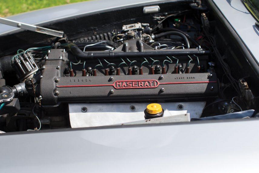 Maserati 3500 GTI Sebring Vignale 4