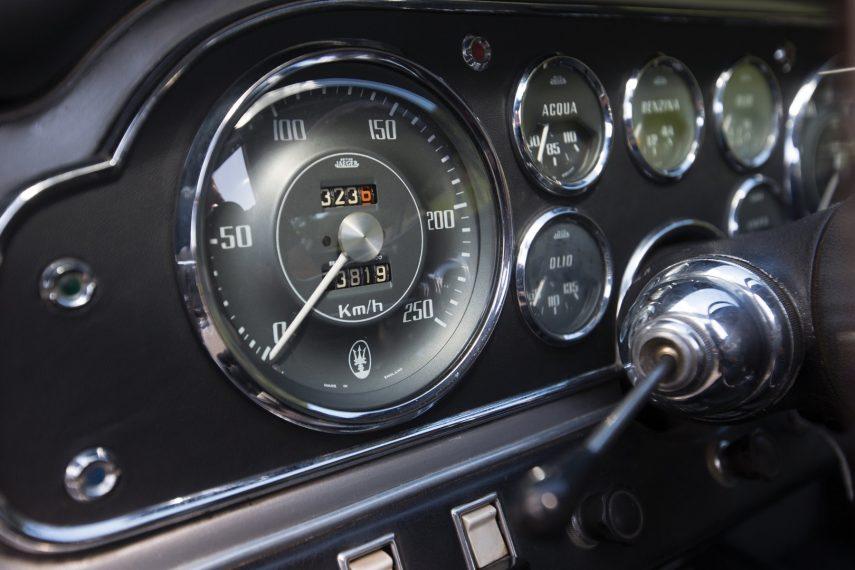 Maserati 3500 GTI Sebring Vignale 5