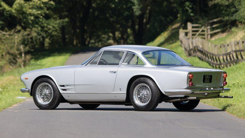 Maserati 3500 GTI Sebring Vignale 6