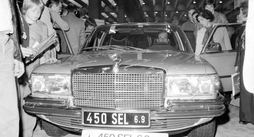 Mercedes Benz 450 SEL 69 W116 1