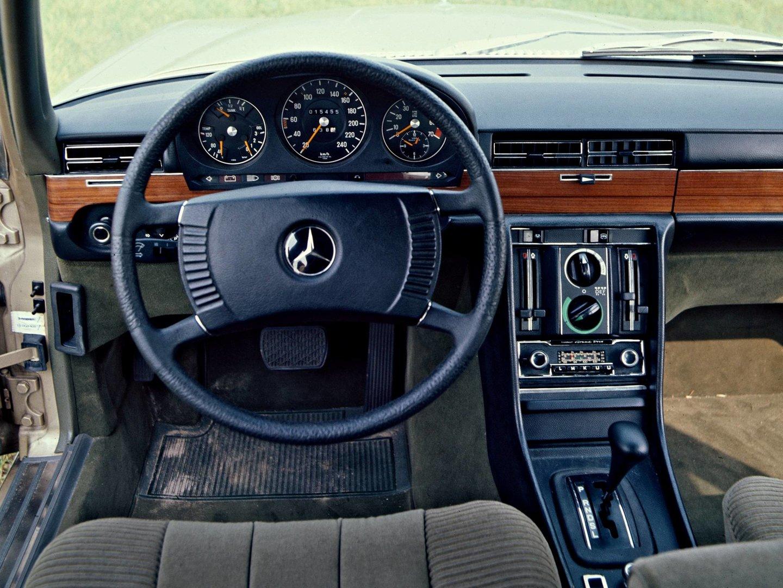 Mercedes Benz 450 SEL 69 W116 2