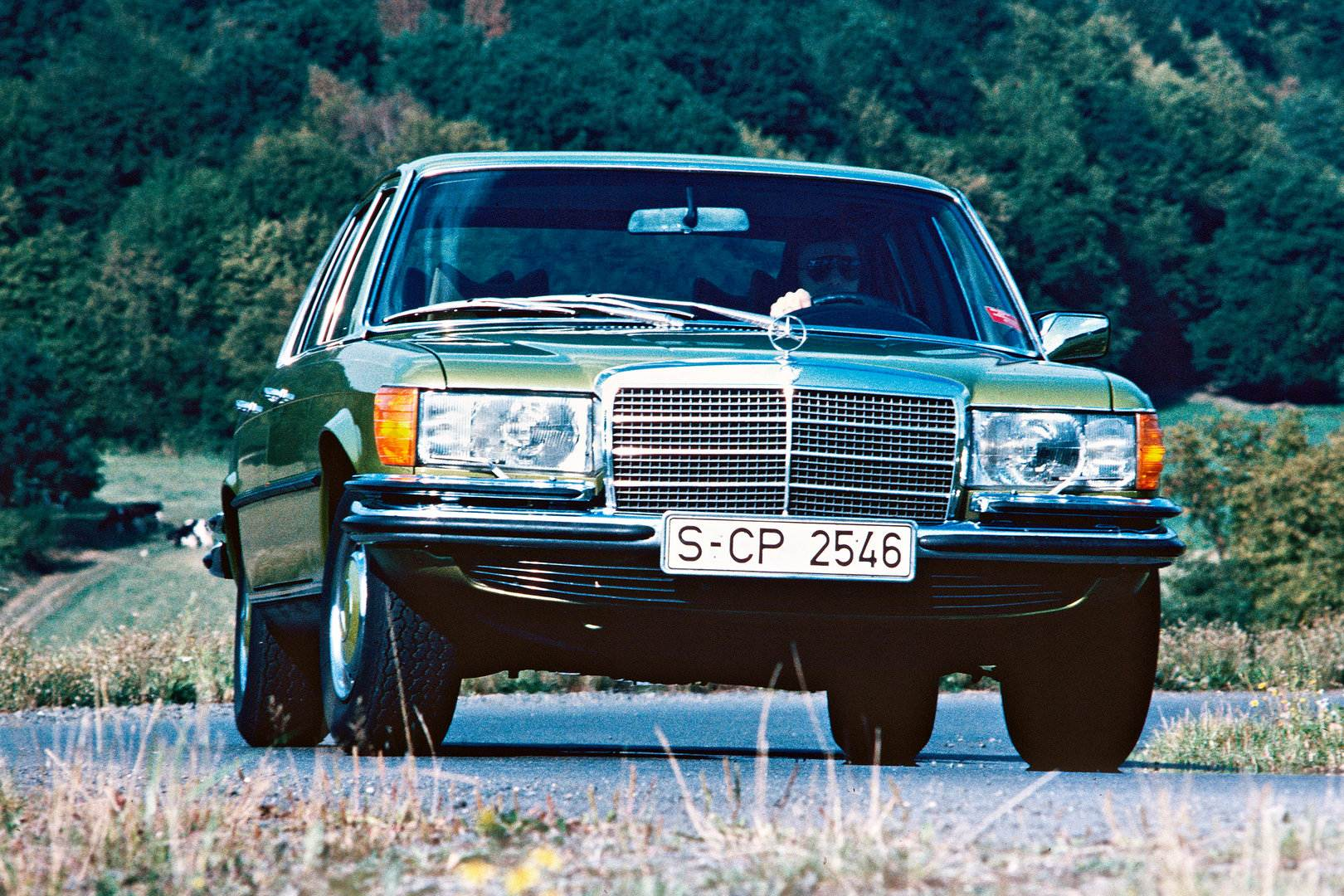 Mercedes Benz 450 SEL 69 W116 4