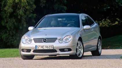 Mercedes Benz C 30 CDI AMG Sportcoupe CL203 1