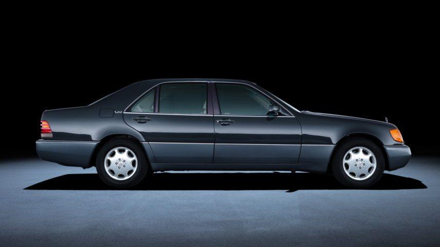 Mercedes Benz S600 W124