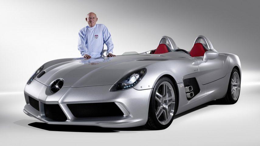 Coche del día: Mercedes-Benz SLR McLaren Stirling Moss (Z199)