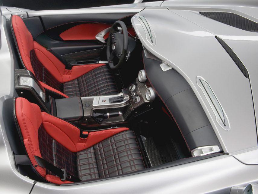 Mercedes Benz SLR McLaren Stirling Moss 5