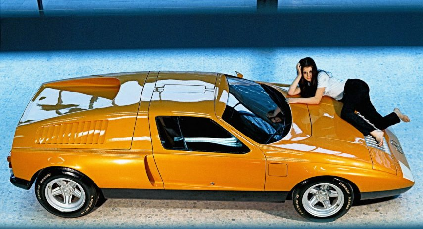 Mercedes C111 I 1