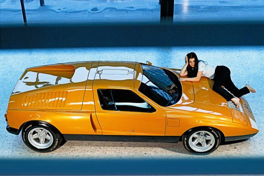 Coche del día: Mercedes-Benz C111 (I, II)