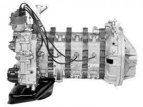 Mercedes C111 II 2