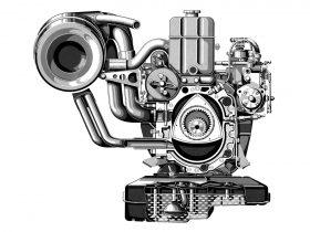 Mercedes C111 II 4