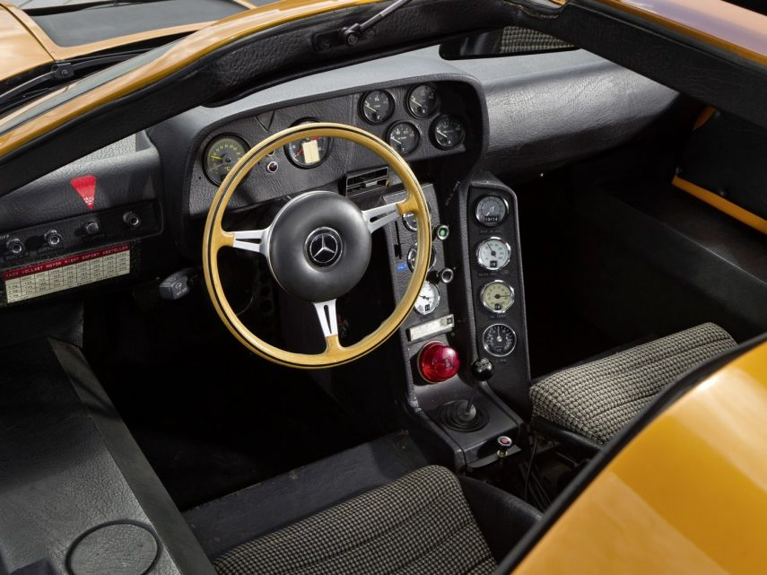 Mercedes C111 II 5