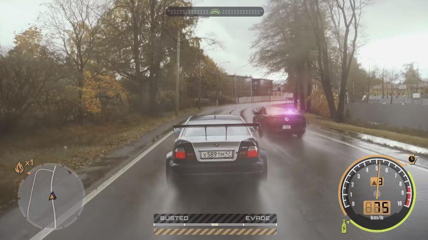 """Vuelve el """"Need for Speed"""" en la vida real desde Rusia"""