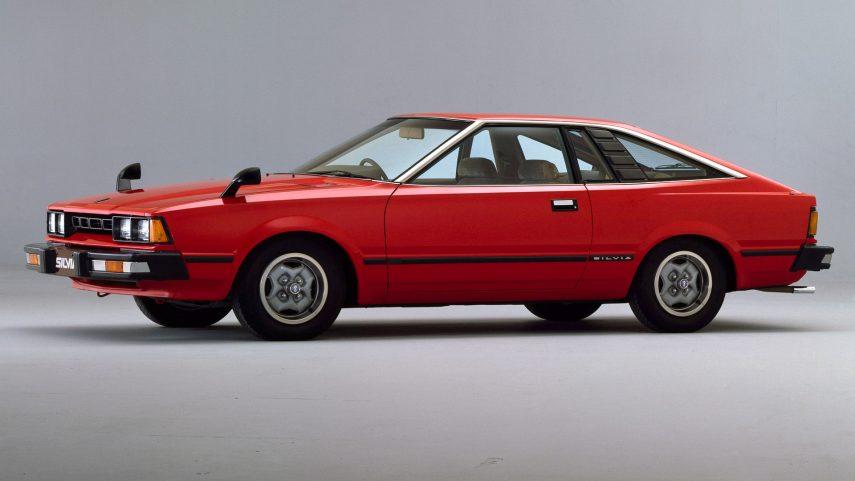 Coche del día: Nissan/Datsun Silvia 180SX (S110)