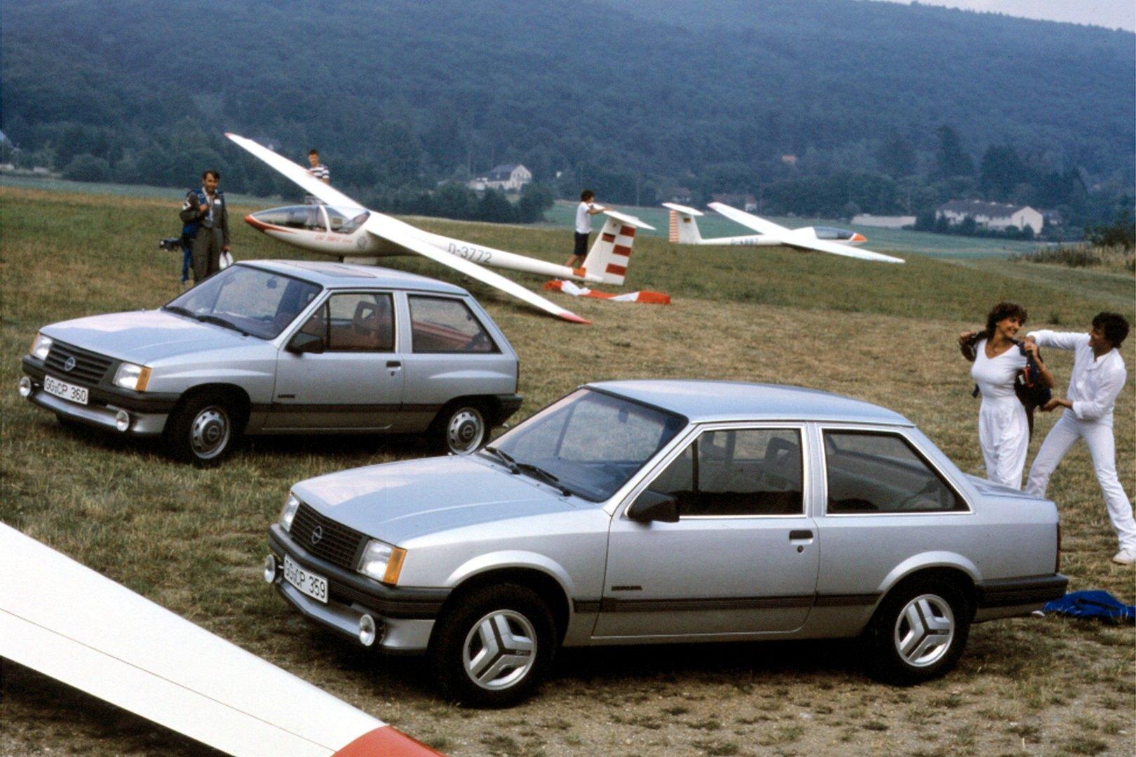 Coche del día: Opel Corsa TR Berlina 1.3 S (A)