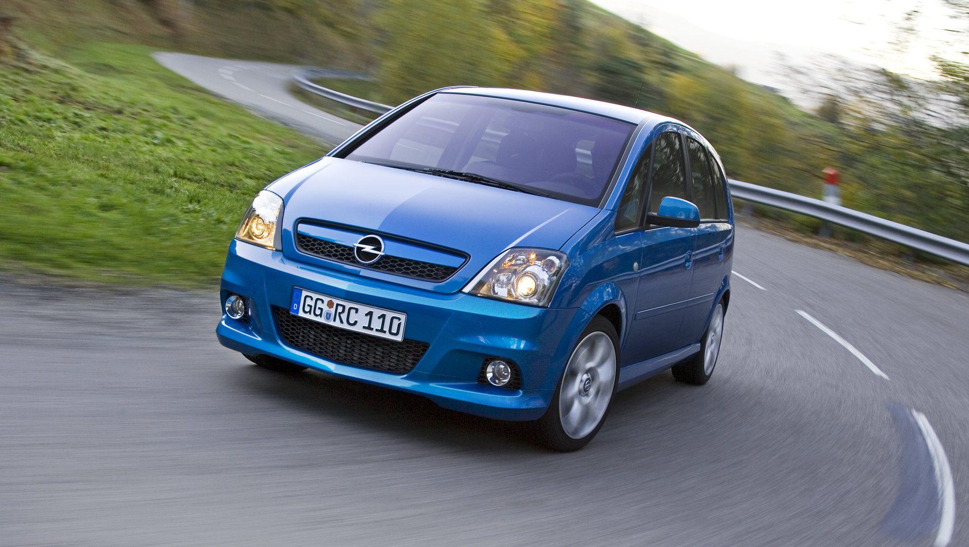 Coche del día: Opel Meriva OPC (A)