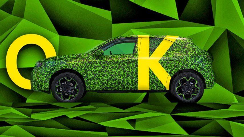 El nuevo Opel Mokka entra en fase pruebas