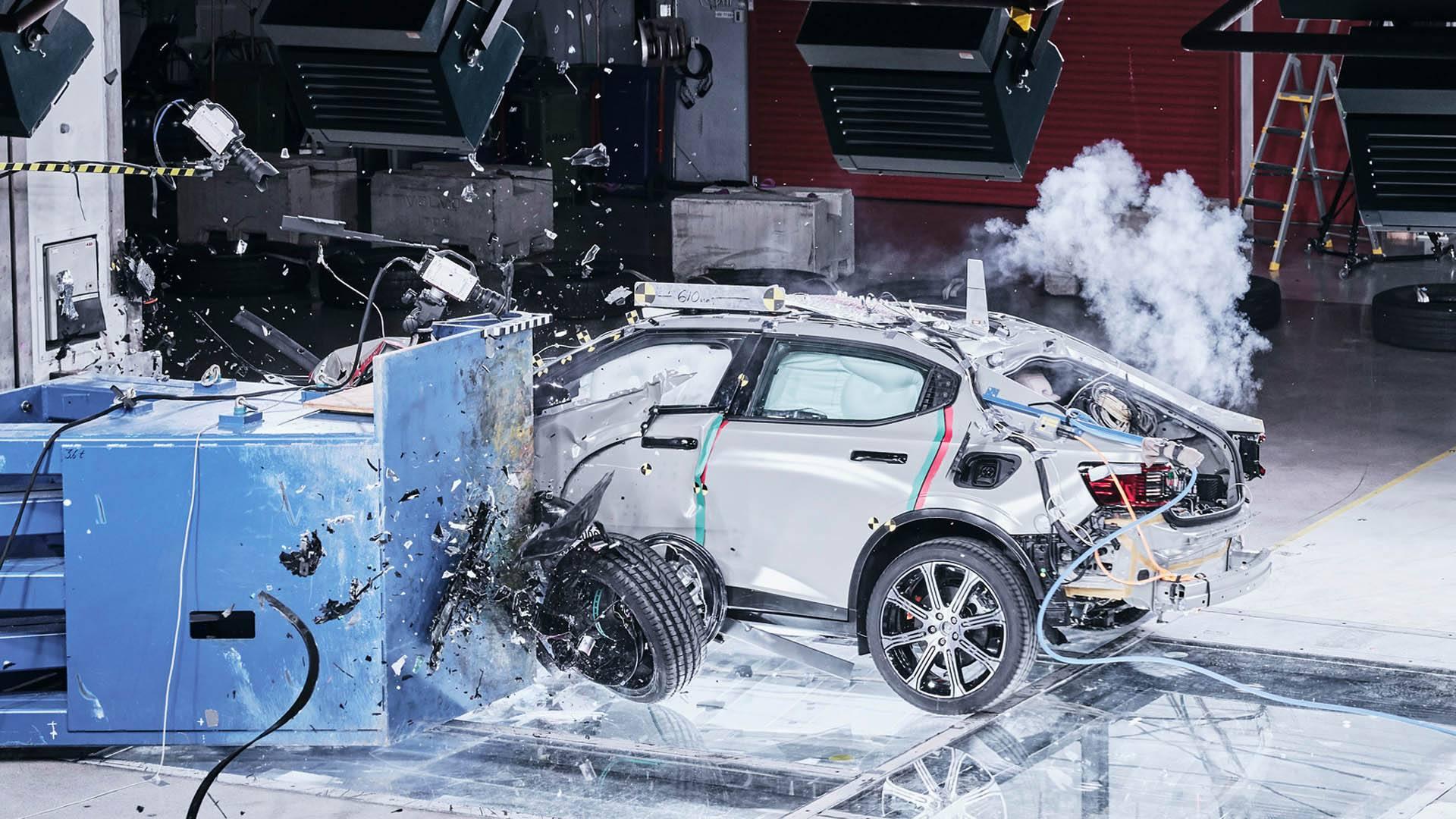 El Polestar 2 será tan seguro como un Volvo
