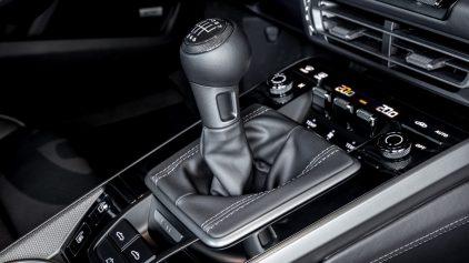 Porsche 911 992 Transmision manual (3)