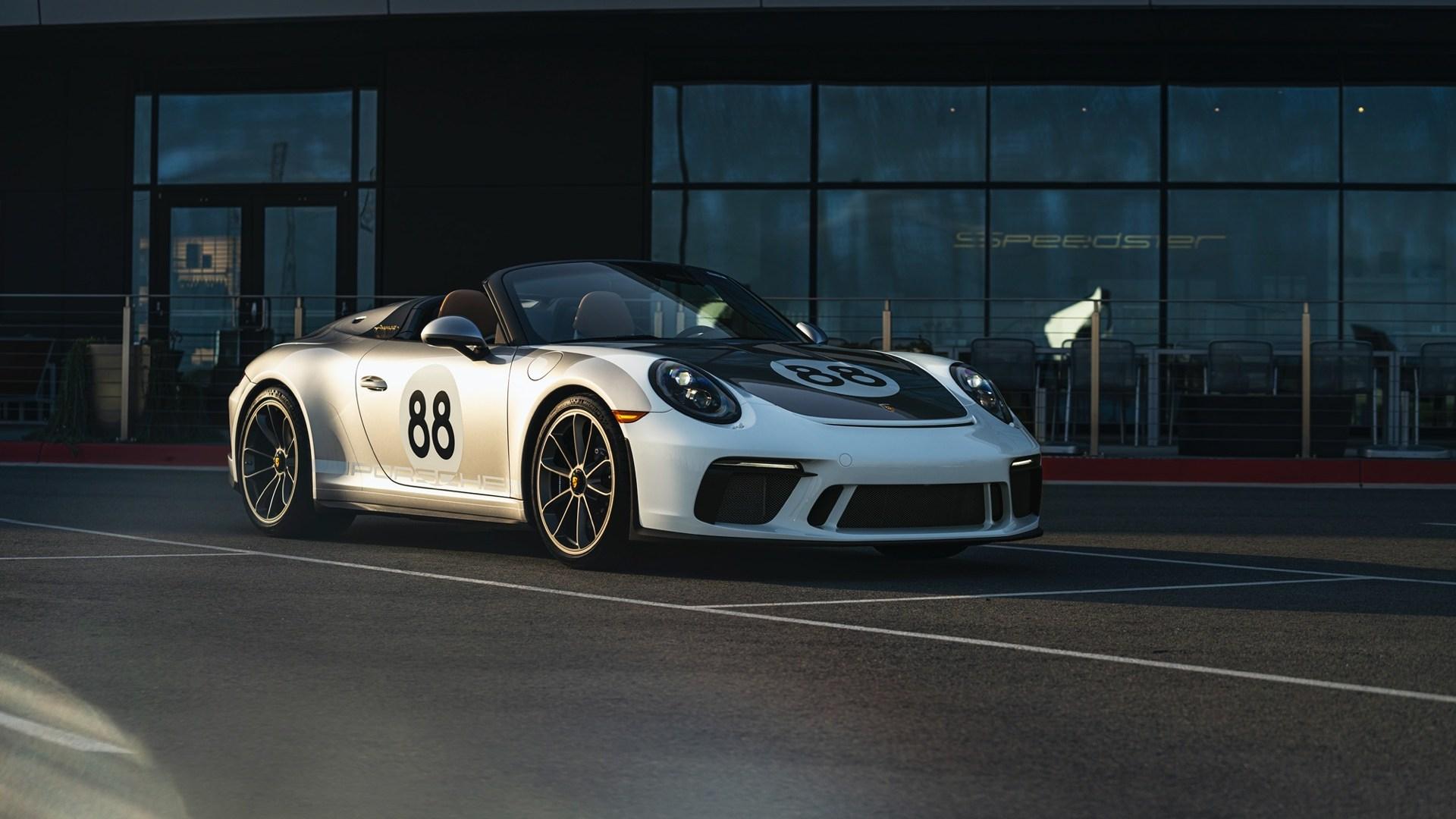 El último Porsche 911 (991) sale a subasta para luchar contra el COVID-19