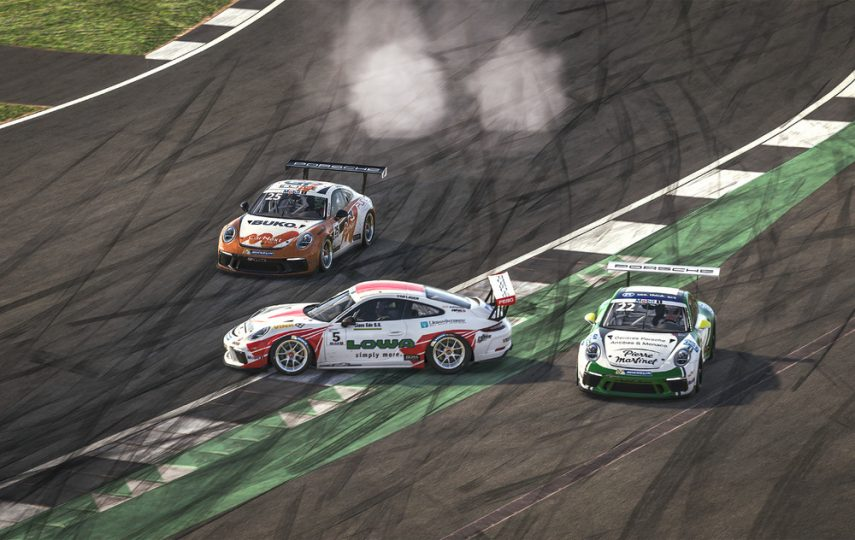 Porsche Mobil 1 Supercup Virtual Edition - Silverstone