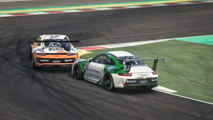 Porsche Mobile 1 Supercup Barcelona