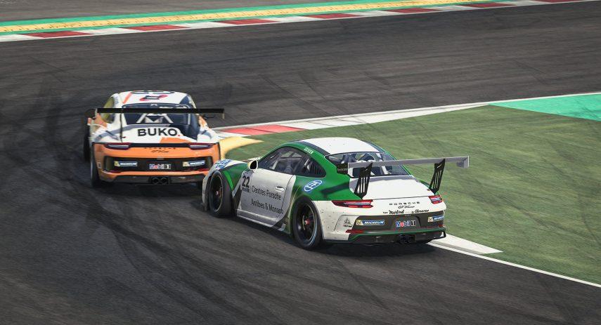 Porsche Mobile 1 Supercup Barcelona