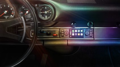 Porsche Sistema de Infoentretenimiento (2)