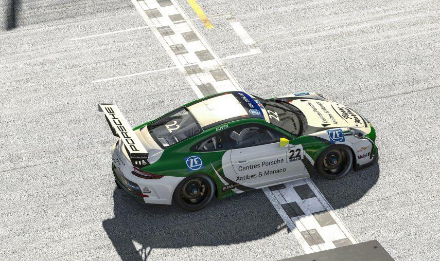 Porsche Supercup 2020 Spa Guven