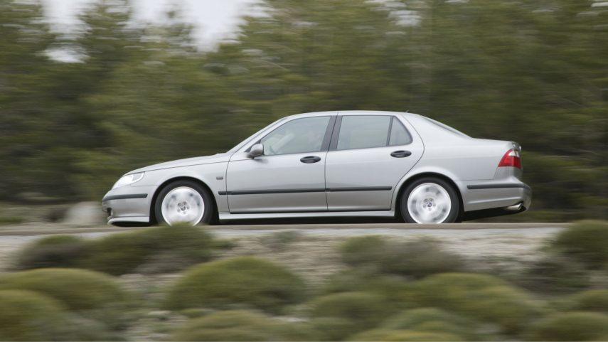 Coche del día: Saab 9-5 2.2 TiD (YS3E)