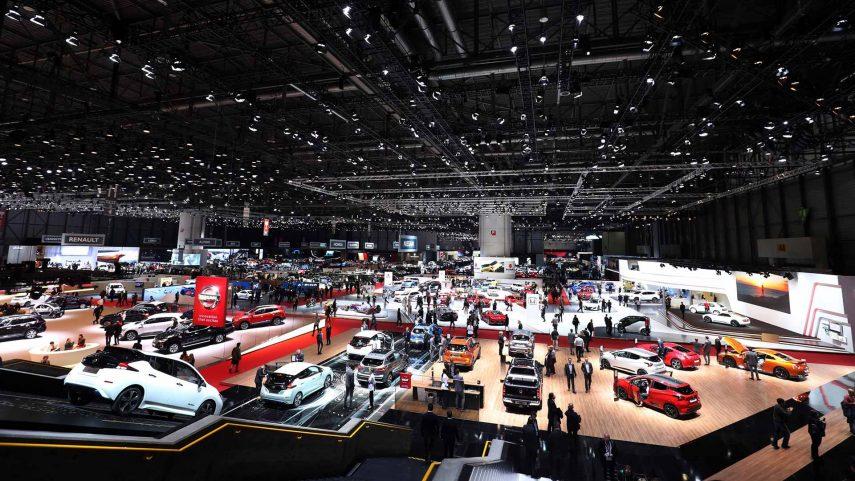 Salon del Automovil de Ginebra 2019