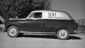 seat 1400 furgón