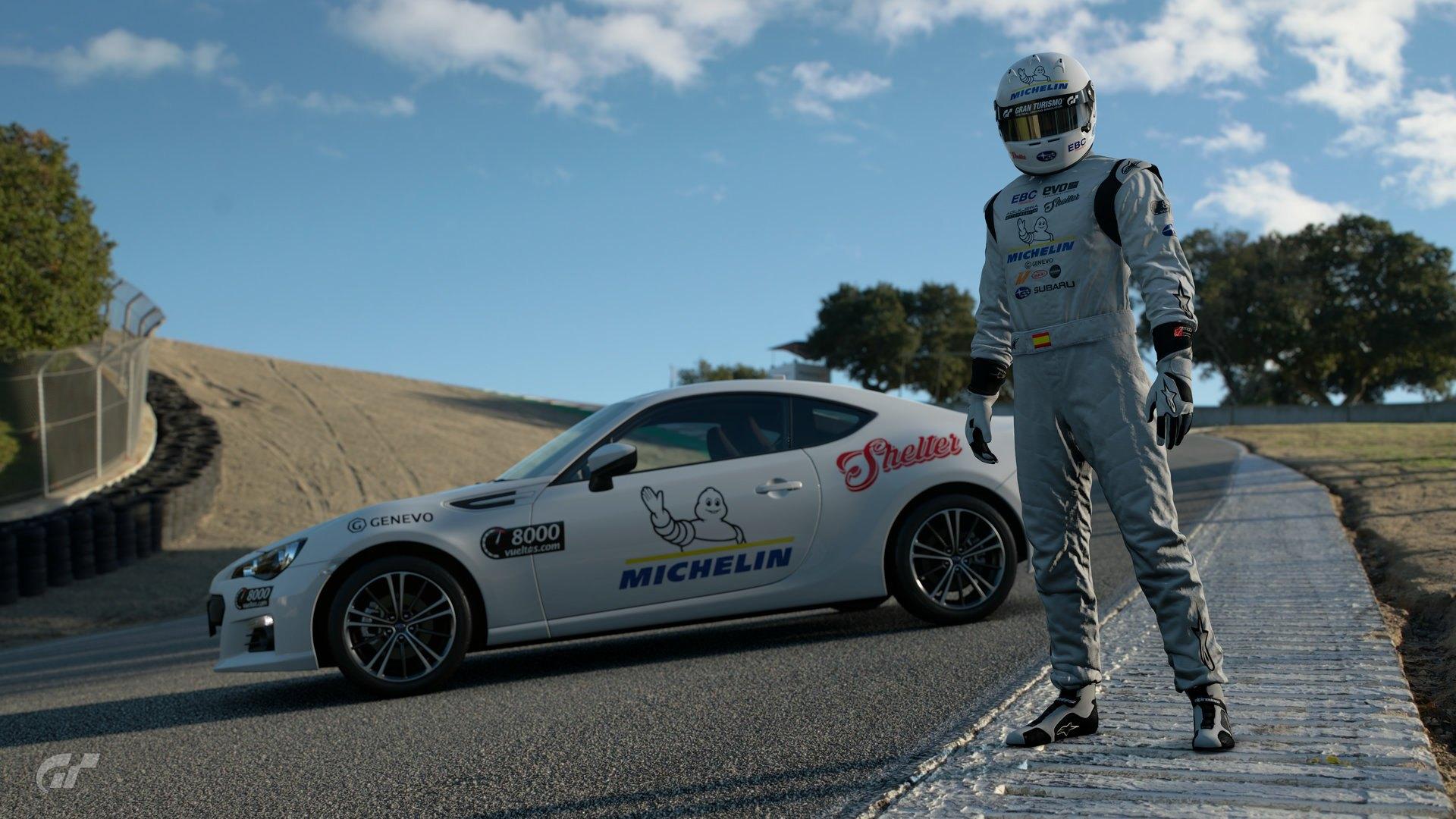 Subaru se suma a los eSports con las 8000vueltas Gran Turismo