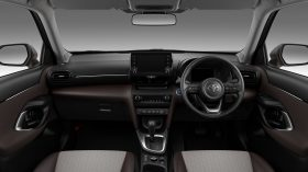 Toyota New Yaris Cross interior JDM 1