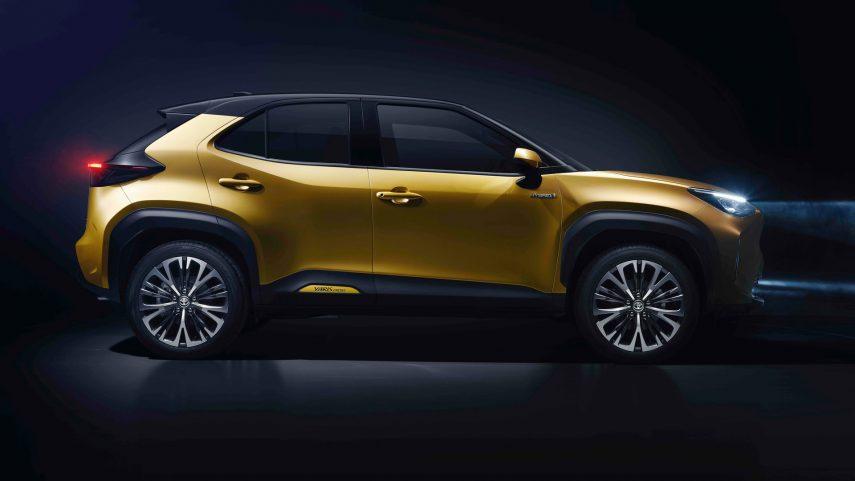 Toyota Yaris Cross 2021 04